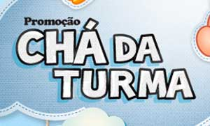 WWW.CHADATURMA.COM.BR - PROMOÇÃO CHÁ DA TURMA DA MÔNICA