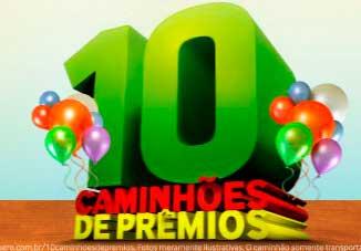 PROMOÇÃO LOJAS QUERO-QUERO 10 CAMINHÕES DE PRÊMIOS
