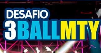 PROMOÇÃO PEPSI DESAFIO 3 BALL MTY