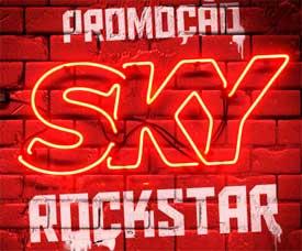 PROMOÇÃO SKY ROCKSTAR NO ROCK IN RIO
