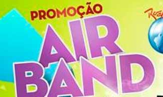 PROMOÇÃO TRIDENT AIR BAND ROCK IN RIO
