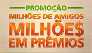 WWW.MILHOESEMPREMIOSSICREDI.COM.BR - PROMOÇÃO MILHÕES DE AMIGOS MILHÕES EM PRÊMIOS SICREDI