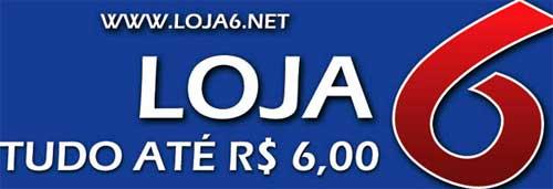 WWW.LOJA6.NET - LOJA 6 RATINHO FRANQUIA