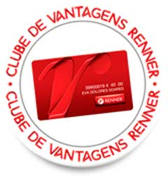 WWW.CLUBEDEVANTAGENSRENNER.COM.BR - PROMOÇÃO CLUBE DE VANTAGENS RENNER