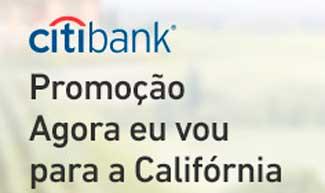 WWW.NAOTEMPRECO.COM.BR/PROMOCITI - PROMOÇÃO AGORA EU VOU PARA A CALIFÓRNIA