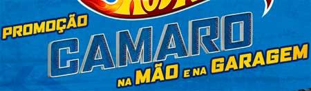 WWW.PROMOCAOHOTWHEELS.COM.BR - PROMOÇÃO HOT WHEELS CAMARO NA MÃO E NA GARAGEM