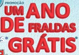 WWW.1ANODEFRALDAS.COM.BR - PROMOÇÃO UM ANO DE FRALDAS GRÁTIS HUGGIES TURMA DA MÔNICA