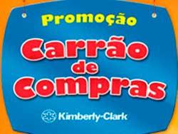 WWW.CARRAODECOMPRAS.COM.BR - PROMOÇÃO CARRÃO DE COMPRAS KIMBERLY CLARK