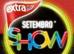 grey WWW.EXTRA.COM.BR/PROMOCAOEXTRA   PROMOÇÃO EXTRA SETEMBRO SHOW