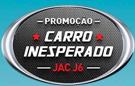 PROMOÇÃO CARRO INESPERADO JAC J6