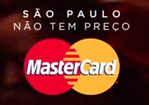 NAOTEMPRECO.COM.BR/SAOPAULO - MASTERCARD SÃO PAULO NÃO TEM PREÇO