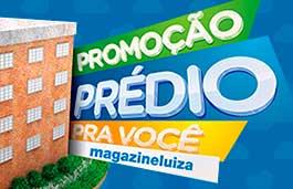 PROMOÇÃO PRÊDIO PRA VOCÊ MAGAZINE LUIZA - COPA DO MUNDO 2014