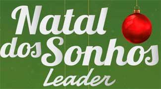 Promoção Natal dos Sonhos Leader - www.nataldossonhosleader.com.br