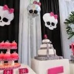MONSTER HIGH DECORACAO FESTA INFANTIL