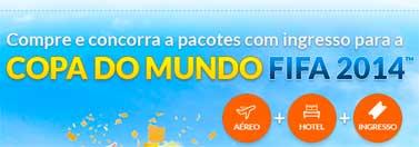 PROMOÇÃO VISA E HOTEL URBANO TE LEVAM PRA COPA DO MUNDO FIFA 2014