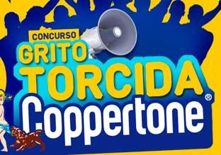 WWW.GRITOCOPPERTONE.COM.BR - PROMOÇÃO GRITO TORCIDA COPPERTONE