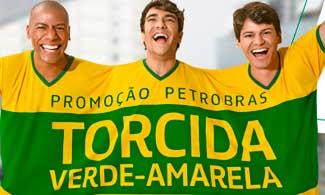 PROMOÇÃO PETROBRAS TORCIDA VERDE-AMARELA