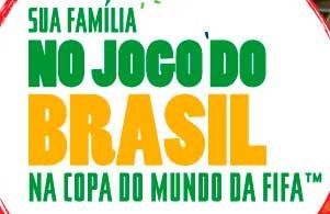 PROMOCAOCARREFOUR.COCACOLA.COM.BR - PROMOÇÃO SUA FAMÍLIA NO JOGO DO BRASIL NA COPA DO MUNDO 2014
