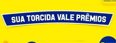 WWW.FESTIVALDOTORCEDOR.COM.BR - PROMOÇÃO FESTIVAL DO TORCEDOR LOJAS AMERICANAS