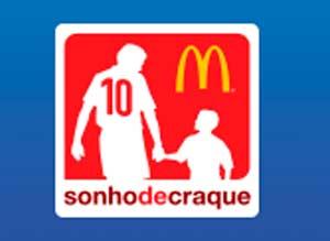 WWW.SONHODECRAQUE.COM.BR - PROMOÇÃO SONHO DE CRAQUE MCDONALD'S