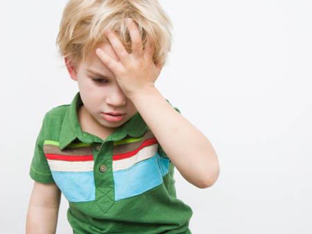 COMO TRATAR DOR DE CABECA INFANTIL