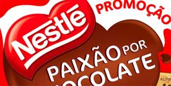 PROMOÇÃO PAIXÃO POR CHOCOLATE, NESTLÉ 2014