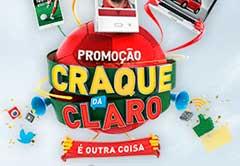 CRAQUEDACLARO.COM.BR - PROMOÇÃO CRAQUE DA CLARO É OUTRA COISA, CADASTRAR