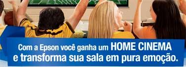 PROMOÇÃO EPSON ASSISTA AO FUTEBOL EM UMA TELONA