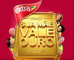 WWW.EXTRA.COM.BR/MAES2014 - PROMOÇÃO SUA MÃE VALE OURO, CADASTRAR, EXTRA DIA DAS MÃES 2014