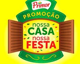 WWW.NOSSACASANOSSAFESTA.COM.BR - PROMOÇÃO PRIMOR NOSSA CASA, NOSSA FESTA, CADASTRAR