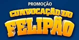 WWW.CONVOCACAODOFELIPAO.COM.BR - PROMOÇÃO P&G CONVOCAÇÃO DO FELIPÃO