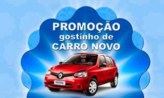 WWW.GOSTINHODECARRONOVO.COM.BR - PROMOÇÃO GOSTINHO DE CARRO NOVO, CADASTRAR CUPOM