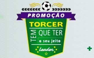 WWW.TORCEDORLEADER.COM.BR - PROMOÇÃO LEADER TORCER TEM QUE TER O SEU JEITO