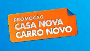 PROMOÇÃO CASA NOVA, CARRO NOVO, CAIXA CONSÓRCIOS 2014