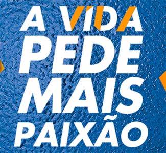 WWW.AVIDAPEDEMAISPAIXAO.COM.BR - PROMOÇÃO CAIXA A VIDA PEDE MAIS PAIXÃO