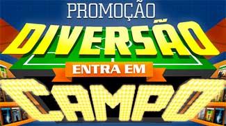 WWW.DIVERSAOENTRAEMCAMPO.COM.BR - PROMOÇÃO WARNER BROS DIVERSÃO ENTRA EM CAMPO