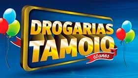 WWW.DROGARIASTAMOIO.COM.BR - PROMOÇÃO ANIVERSÁRIO DROGARIAS TAMOIO 61 ANOS