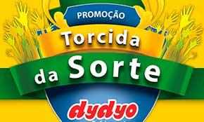 WWW.TORCIDADASORTEDYDYO.COM.BR - PROMOÇÃO TORCIDA DA SORTE DYDYO REFRIGERANTES