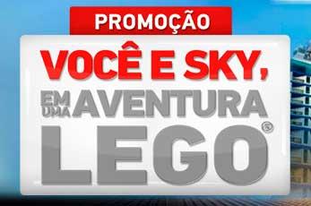 WWW.PROMOCAOSKYLEGO.COM.BR - PROMOÇÃO VOCÊ E SKY EM UMA AVENTURA LEGO