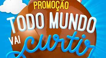 WWW.TODOMUNDOVAICURTIR.COM.BR - PROMOÇÃO TODO MUNDO VAI CURTIR, CADASTRAR