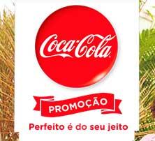WWW.COCACOLA.COM.BR/PROMOCAO - PROMOÇÃO COCA-COLA PERFEITO É DO SEU JEITO