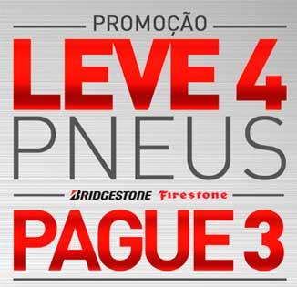 WWW.COMPREEGANHEBRIDGESTONE.COM.BR - PROMOÇÃO LEVE 4 E PAGUE 3 BRIDGESTONE