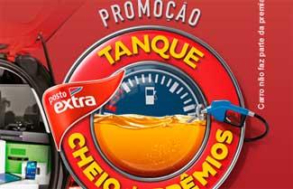 WWW.EXTRA.COM.BR/POSTOS2014 - PROMOÇÃO TANQUE CHEIO DE PRÊMIOS, EXTRA 2014