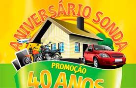 WWW.SONDA.COM.BR/ANIVERSARIO40ANOS - PROMOÇÃO ANIVERSÁRIO SONDA 40 ANOS, CADASTRAR
