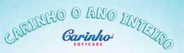 PROMOÇÃO FRALDAS CARINHO