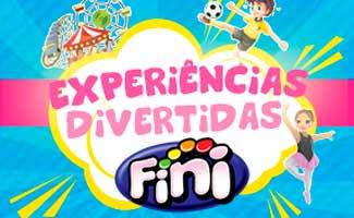 WWW.FINIEXPERIENCIA.COM.BR - PROMOÇÃO FINI COMPRE E GANHE