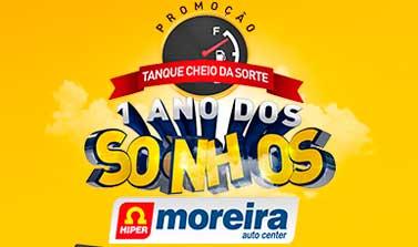 WWW.MOREIRA.COM.BR - PROMOÇÃO TANQUE CHEIO DA SORTE, MOREIRA AUTO CENTER