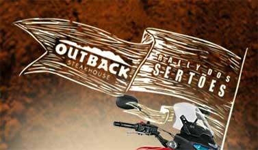 WWW.OUTBACK.COM.BR/SERTOES - PROMOÇÃO OUTBACK RALLY DOS SERTÕES