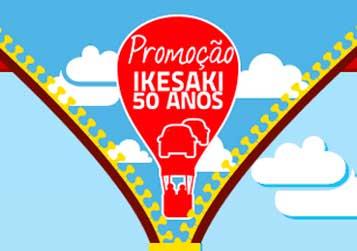 WWW.PROMOCAO50ANOSIKESAKI.COM.BR - PROMOÇÃO 50 ANOS DE IKESAKI, CADASTRAR