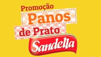 PROMOÇÃO PANOS DE PRATO SANDELLA